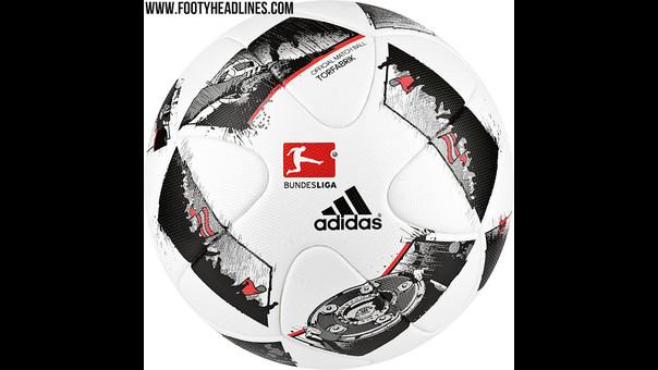 Balon de la Bundesliga 2016-17.