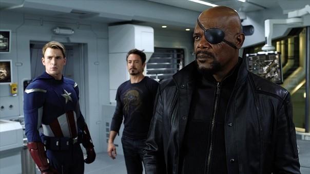 Nick Fury es interpretado por Samuel L. Jackson