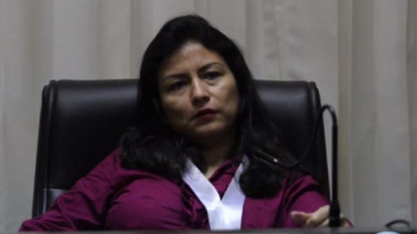 jueza Cecilia Grandez