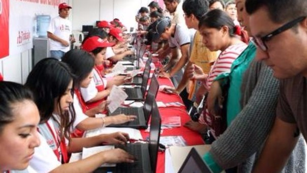 Si buscas empleo, el MTPE organiza una feria laboral donde se ofrecen más de 13 000 puestos de trabajo.
