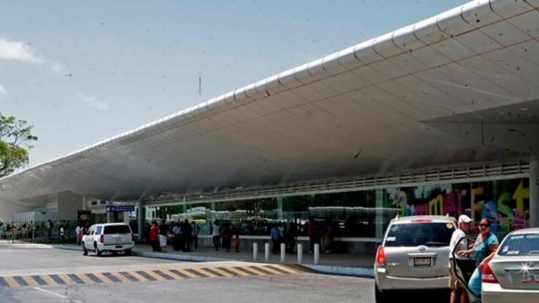 Aeropuerto de Cancún Quintana Roo