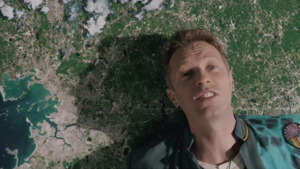 Coldplay: Banda compartió el video de Up&Up