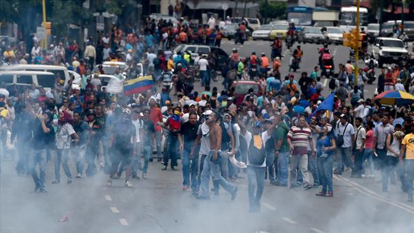 ¿Qué está ocurriendo en Venezuela?