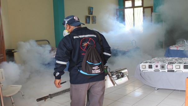 fumigacion dengue