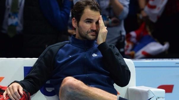 Roger Federer no jugará Roland Garros por primera vez en su carrera.