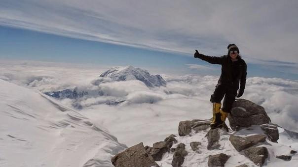 Silvia Vásquez Lavado logró llegar a la cima del Everest junto a un grupo de más de 150 montañistas