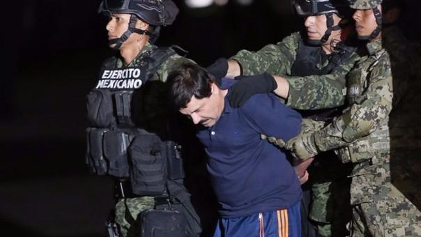 Extraditarán a 'El Chapo' Guzmán a Estados Unidos