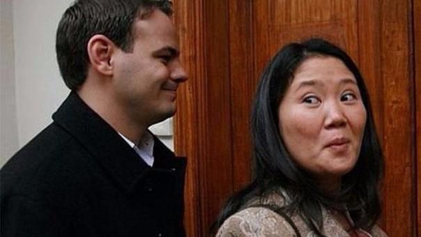 Keiko Fujimori y su esposo Mark Vito son investigados por presunto lavado de activos