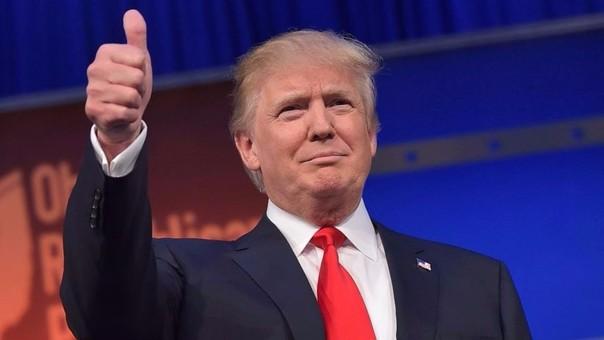 Donal Trump es el único candidato republicano que queda en carrera