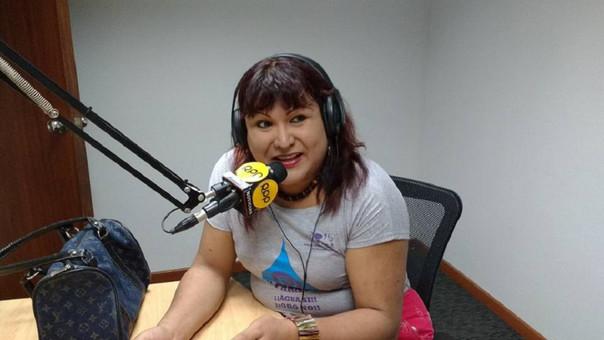directora de red trans de Lambayeque