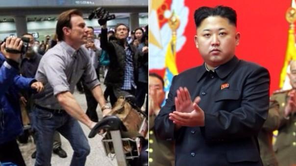 Periodist inglés fue interrogado por 10 horas en Corea del Norte