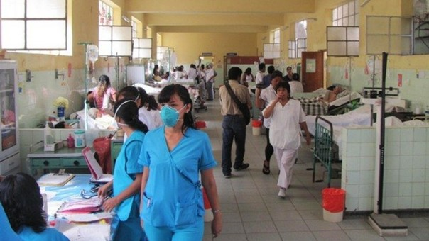 Personal médico y asistencial se mantiene vigilante en pacientes con enfermedades respiratorias.