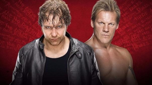 Dean Ambrose destuyó semanas atrás una chaqueta de Chris Jericho valorizada en 15 mil dólares.