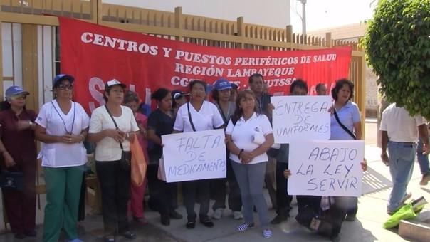 Gobernador Regional pidió a trabajadores públicos dejar de protestar por ley Servir