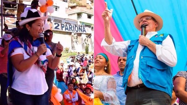 Ambos candidatos se enfrentarán el 5 de junio en la segunda vuelta.