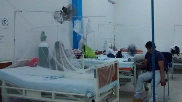 Reportan nuevos casos de dengue en Lambayeque.