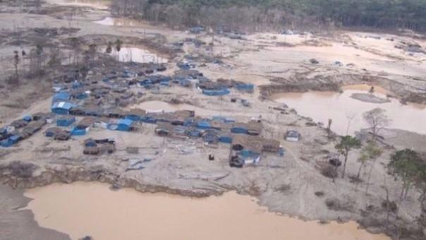 Contaminación minera