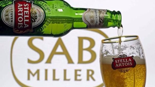 Autorizan compra de SABMiller por AB InBev, pero condicionada