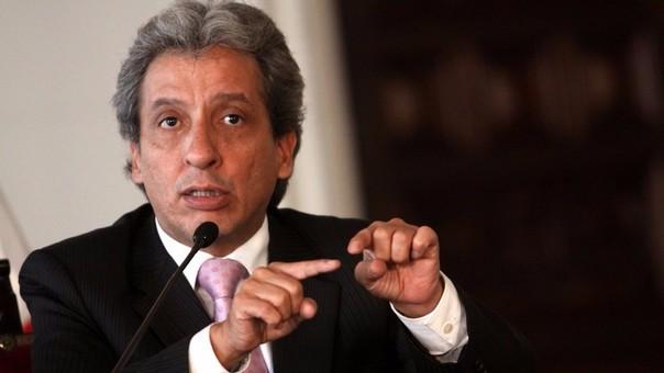 El ministro del Ambiente Pulgar-Vidal confirma la contaminación por mercurio en la región Madre de Dios y la declaración en estado de emergencia de la zona.