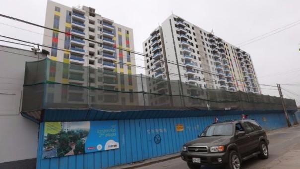 Oferta inmobiliaria aumenta ante demanda en Lima.