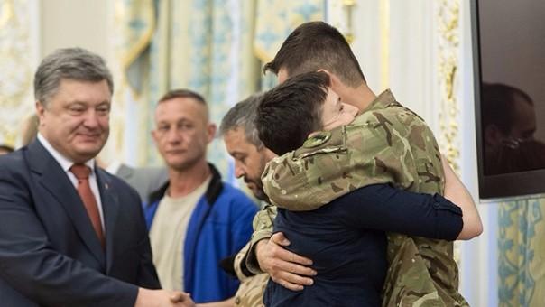 Intercambio de presos Rusia y Ucrania