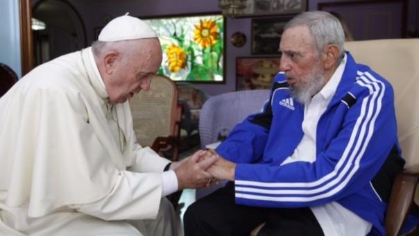 Adidas Qué Por Rpp Buzos Fidel Usaba De Marca Castro Noticias fqHqA