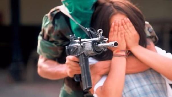 Desde el 2015 hasta mediados del 2016, las violaciones en Colombia como fruto del conflicto armado promedian 1 por día