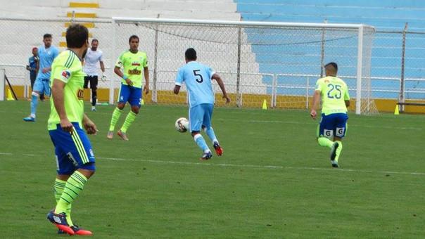 En la ida, Real Garcilaso empató 1-1 con Sporting Cristal en el Cusco.