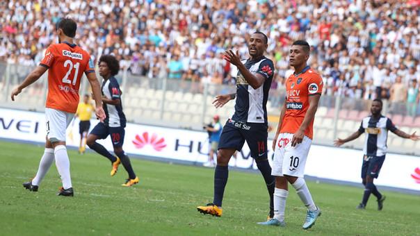 En la ida, Alianza Lima empató 1-1 con César Vallejo en el Estadio Nacional.