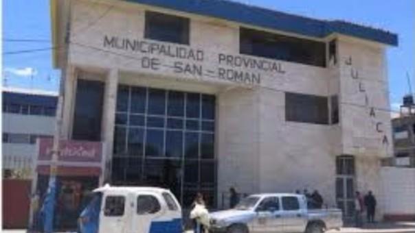 Funcionarios Ediles y de Seda Juliaca vulneraron la ley electoral.