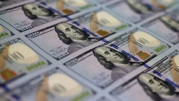 Tipo de cambio: El dólar empezó la jornada cambiaria al alza.