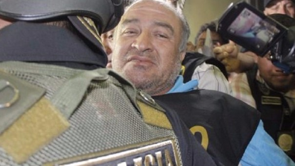 Preparan salida de ex alcalde de Chiclayo del penal de Picsi.