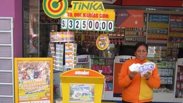 Peruana Intercorp le comprará a griega Intralot La Tinka y Kábala