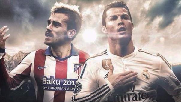 Antoine Griezmann y Cristiano Ronaldo son las figuras de los finalistas de la Champions League 2015-16