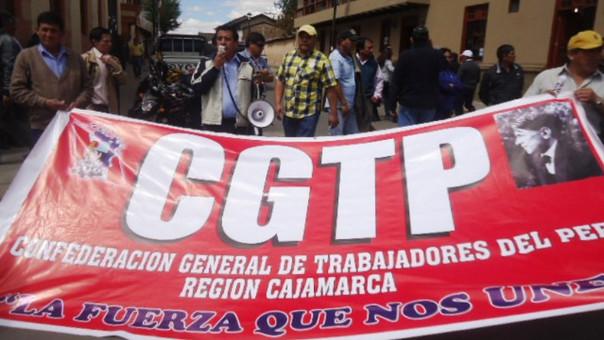CGTP anucia moviliación (Foto Referencial)