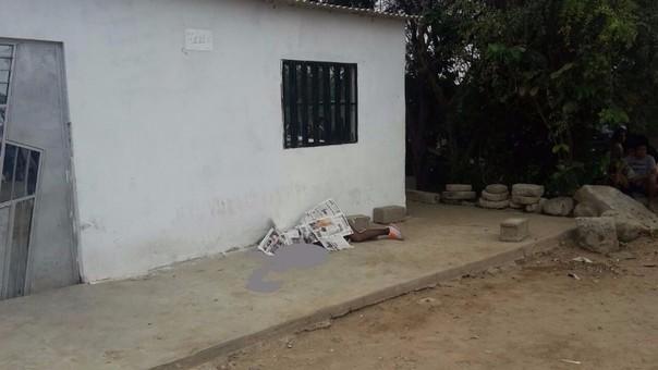 Trujillo: travesti asesinado a balazos era adolescente