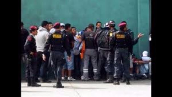 Sujeto asesinó a minero el sábado último en La Rinconada.