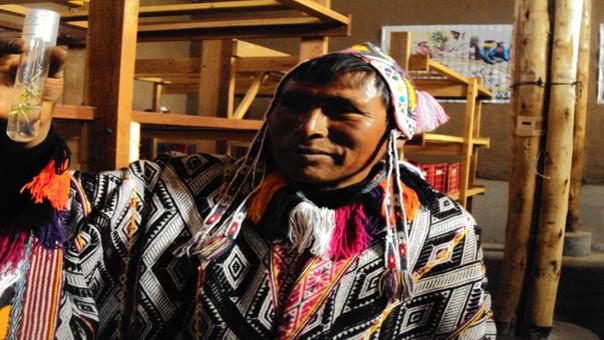 Productores de Papa Orgánica Cusco