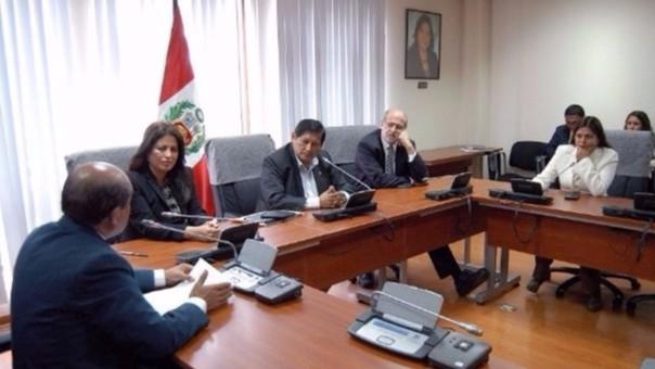 Comisión Lava Jato es presidida por el congresista Juan Pari.