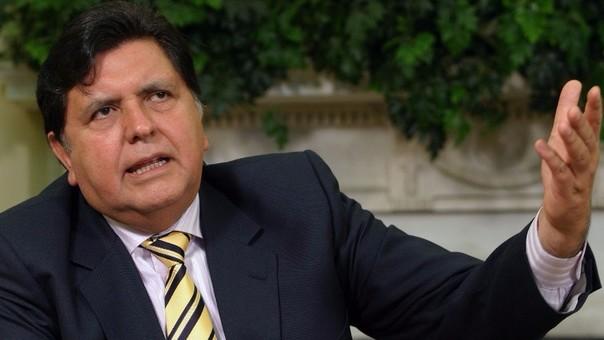 Alan García ha pedido a los candidatos una actitud democrática en esta segunda vuelta.