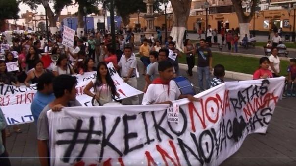 """Trujillo: Defensoría vigilará marcha """"No a Keiko"""""""