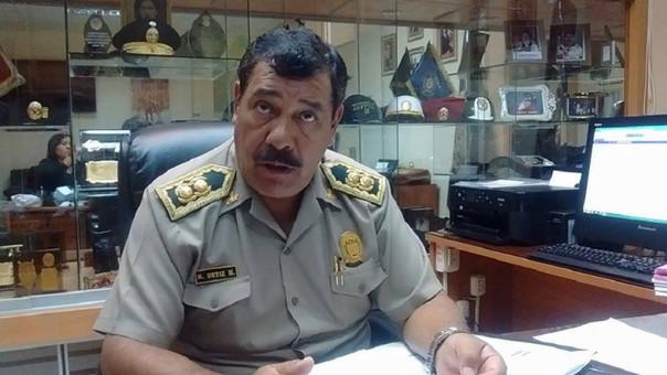 general Nabor Ortiz Melgarejo