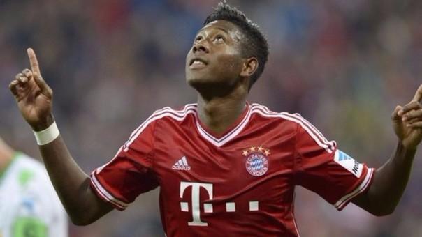 Según Transfermarkt, David Alaba está valorizado en 45 millones de euros.