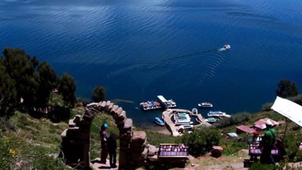 Taquile es una de las islas más bellas de Puno y el Perú.