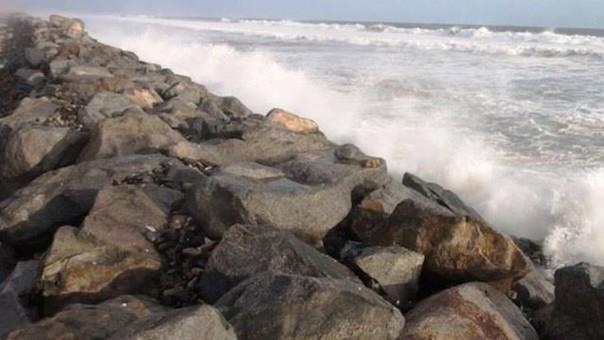 Tsunami Victor Larco