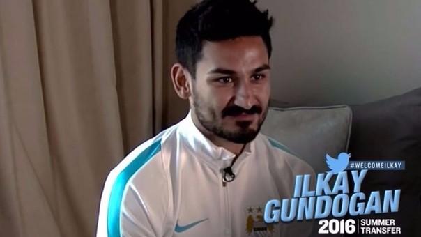 Ilkay Gundongan es el primer refuerzo del Manchester City para la próxima temporada.