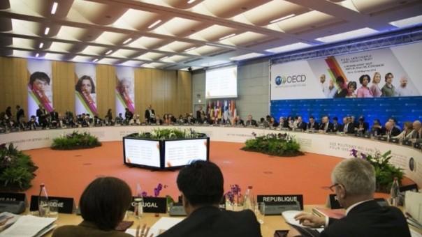 Sede de la OCDE.
