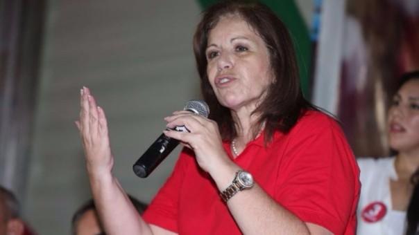 Lourdes Flores Nano, lideresa del PPC.