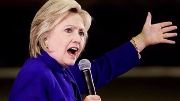 Hillary Clinton, exsecretaria de Estado, es actualmente precandidata demócrata a la Casa Blanca.