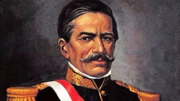 Francisco Bolognesi se inició en el Ejército Peruano bajo las órdenes de Ramón Castilla